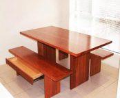 Custom-Jarrah-Alexander-Refrectory-table