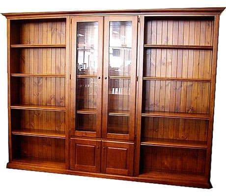 Solid-Timber-Library