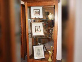 Victorian-Ash-Sliding-Door-Display-Cabinet